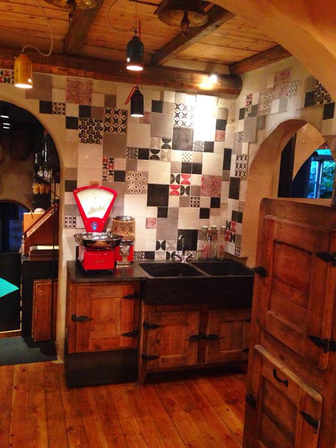 Retro Kuchyňské Kachličky A Obklady Retro Koupelny A